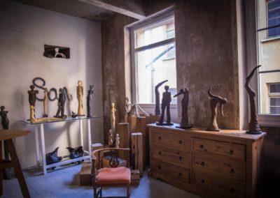 cours modelage poterie sculpture terre bronze lausanne