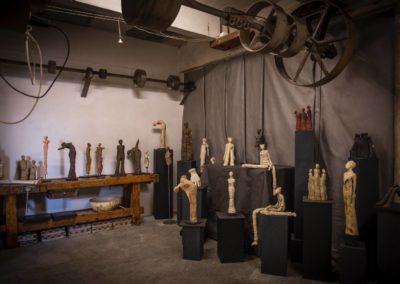 cours modelage poterie sculpture terre bronze pompaples