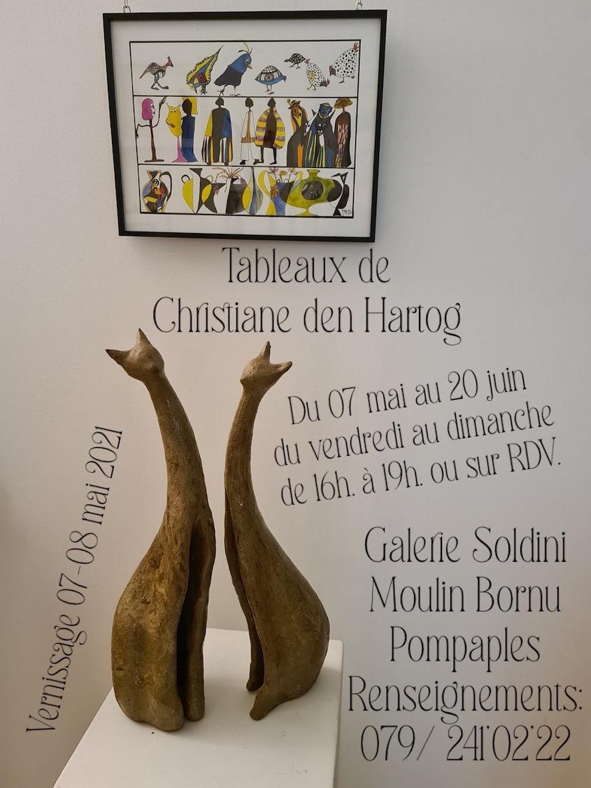expo sandrine soldini